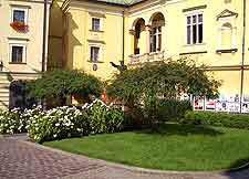 Photo of the Bishop's Palace (Palac Biskupski)