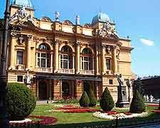 Picture of the Teatr im Juliusza Slowackiego w Krakowie (Slowackiego Theatre)