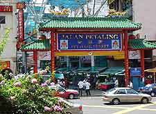 Photo of Chinatown signpost