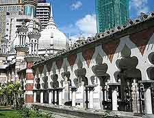 Jame Mosque photograph (Masjid Jame)