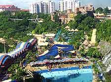 Sunway Lagoon photograph