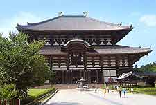 Photo of temple at Nara