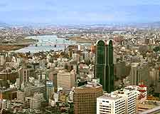Picture of Osaka cityscape