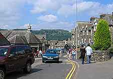 Ambleside town centre image