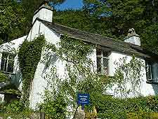 Dove Cottage picture (Wordsworth Cottage)