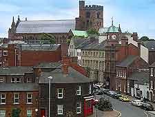 Carlisle skyline photograph