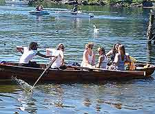 Picture of rowing boats on Lake Windermere