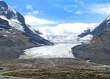 Icefields view