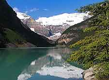 Further picture of Lake Louise