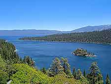 Emerald Lake view