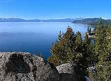 Logan Shoals Vista Point view