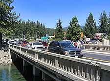 Photo of local traffic