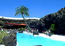 Photo of Los Jameos del Agua in Lanzarote