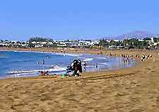 Photo of Lanzarote's Matagorda Beach