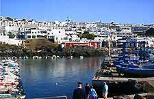 Waterfront of Puerto del Carmen, Lanzarote picture