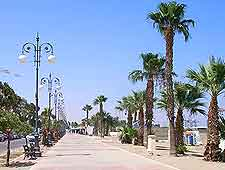Photo of popular promenade