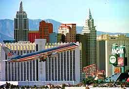 Las Vegas McCarran Airport Information (LAS)