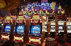Playing Casino Slot Machines