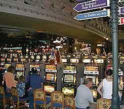 Las Vegas Casinos and Hotel Casinos