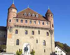 Photo of the Chateau St. Marie (St. Marie Castle)