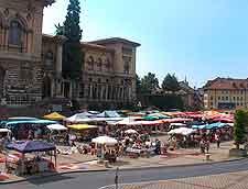 Lausanne Restaurants And Dining Lausanne Vaud Switzerland