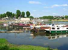 Photo of waterfront at Angers