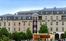 Photo of the Place de la Republique district