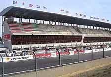 Photo of city stadium
