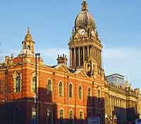 Leeds Landmarks and Monuments