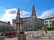 Image of the Millennium Square, taken by Mtaylor848