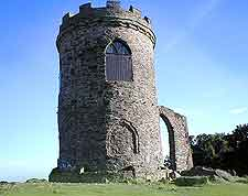 Bradgate Park picture, showing the 'beer tankard'