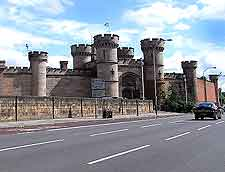 Picture of the city's HMP Victorian prison building