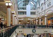 Photo of the Highcross mall