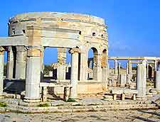 Additional picture of the Leptis Magna Historic Site