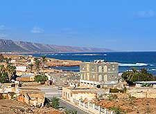 Photo showing the seaside resort of Susah