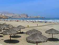 Further Lima beachfront image
