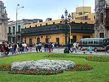 Casa del Oidor view