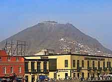 Photo of the Cerro San Cristobal
