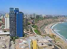 Different view of the Miraflores district