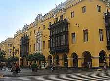 Image of the Palacio Municipal (City Hall)