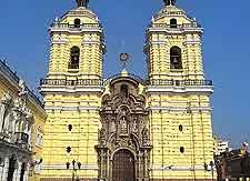 La Iglesia de San Francisco photograph (Convento de San Francisco)