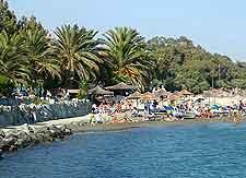 Beachfront photo