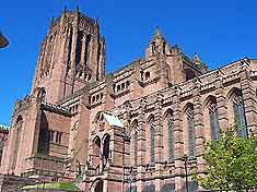 Liverpool Churches