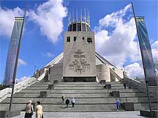 Photo showing the Metropolitan Cathedral of Christ the King
