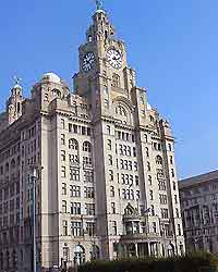 Liverpool Landmarks and Monuments