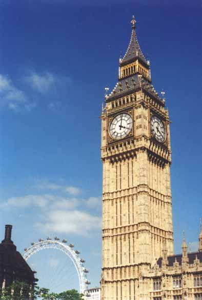 Big Ben Clock Tower photo