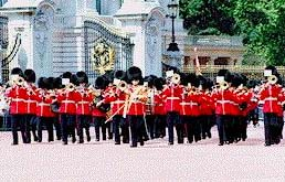 Changing the Guard at Buckingham Palace photo