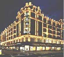 Photo of Harrods Department Store