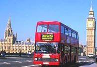 Picture of a London Red Bus