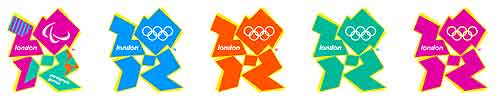 Image of London 2012 Summer Olympics logo